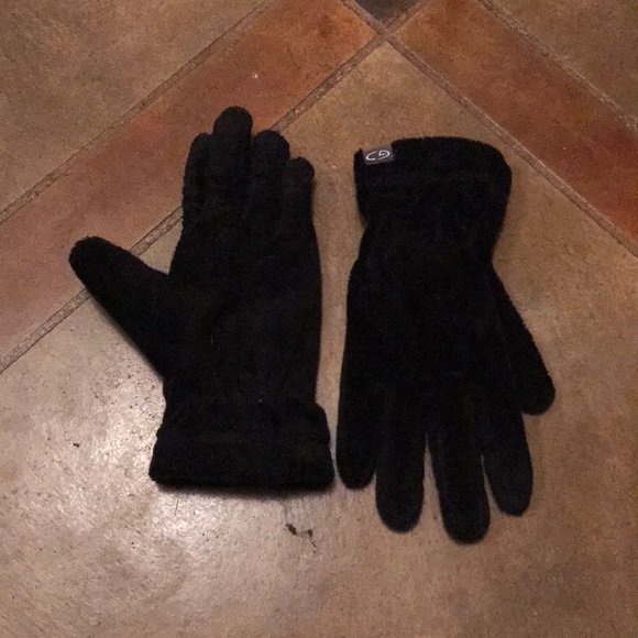 0010b8419c5 Champion Accessories   Black Fleece Gloves   Poshmark